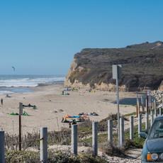 Scott Creek Beach, California, Outdoor Project