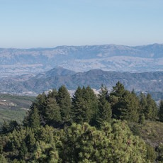 Knibbs Knob, California, Outdoor Project