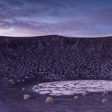 Ubehebe Crater, California, Outdoor Project