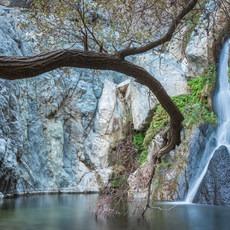 Darwin Falls, California, Outdoor Project