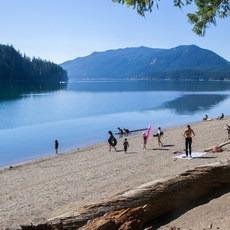 Kachess Lake Campground, Washington, Outdoor Project