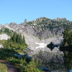 Minotaur Lake, Washington, Outdoor Project
