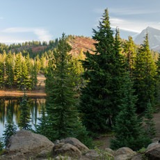 Matthieu Lakes, Oregon, Outdoor Project