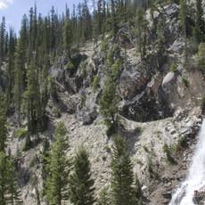 Stanley Lake Creek + Bridal Veil Falls, Idaho, Outdoor Project
