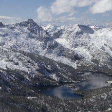 Toxaway Lake, Sand Mountain Pass + Snowyside Divide, Idaho, Outdoor Project