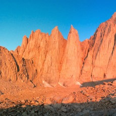 Mount Whitney , Mountaineers Route, California, Outdoor Project