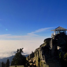 Mount Pilchuck, Washington, Outdoor Project