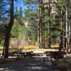 North Lake Campground , California, Outdoor Project