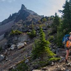 Mount Thielsen, Oregon, Outdoor Project