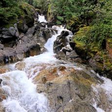 Deception Falls Interpretive Trail, Washington, Outdoor Project