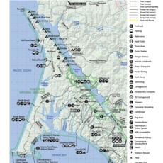 Point reyes map printable