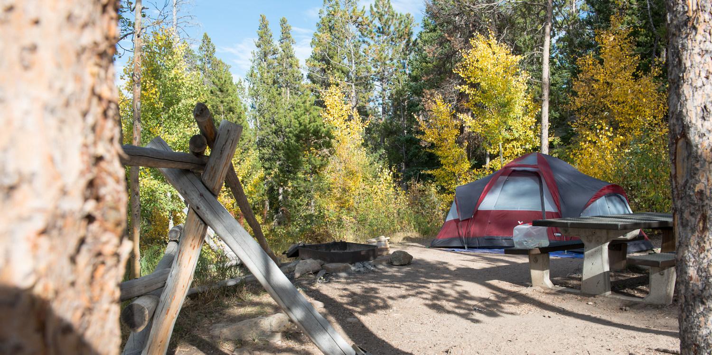 Car Camping Near Golden Colorado