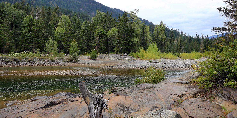 Red Mountain Campground - Okanogan-Wentachee National ...