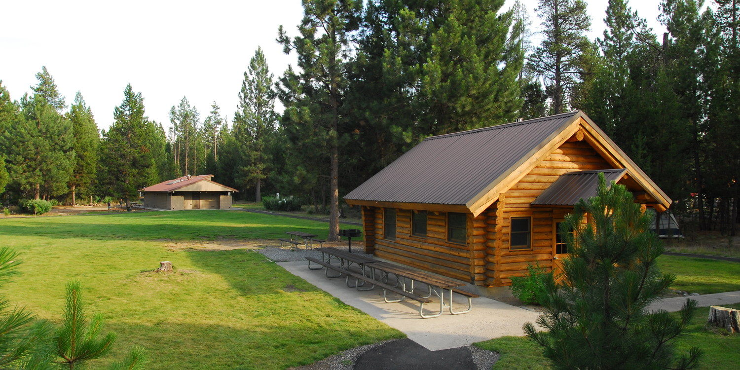 Lapine State Park Campground Camping In Oregon