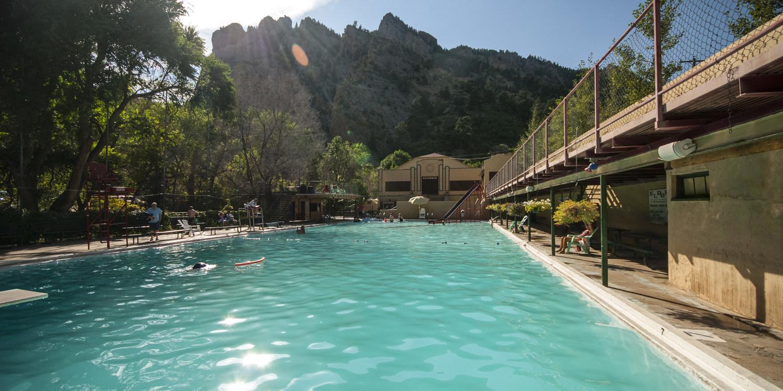 Eldorado Springs Pool Eldorado Springs Swimming Holes In Colorado Cliff Jumping In Colorado