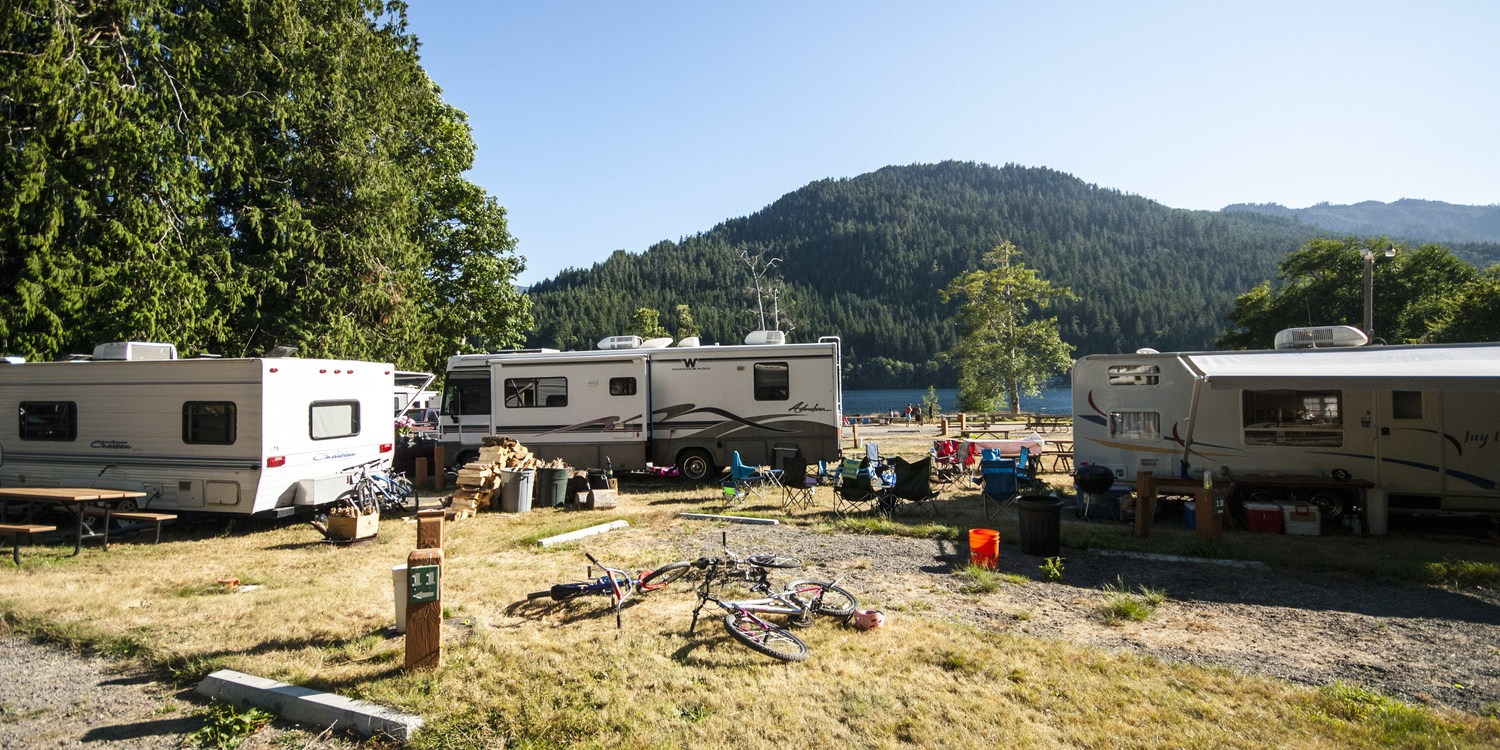 COVID-19 UPDATE: Olympic National Park Campgrounds