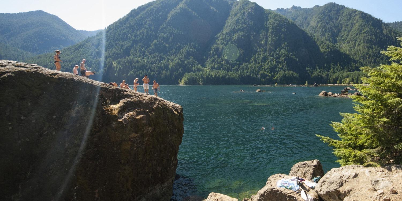 Washington's 50 Best Swimming Holes