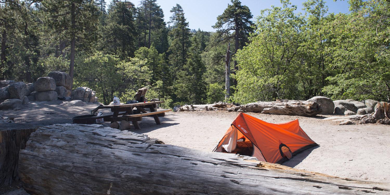 Keller Peak Yellow Post Campsites - San Bernardino ...