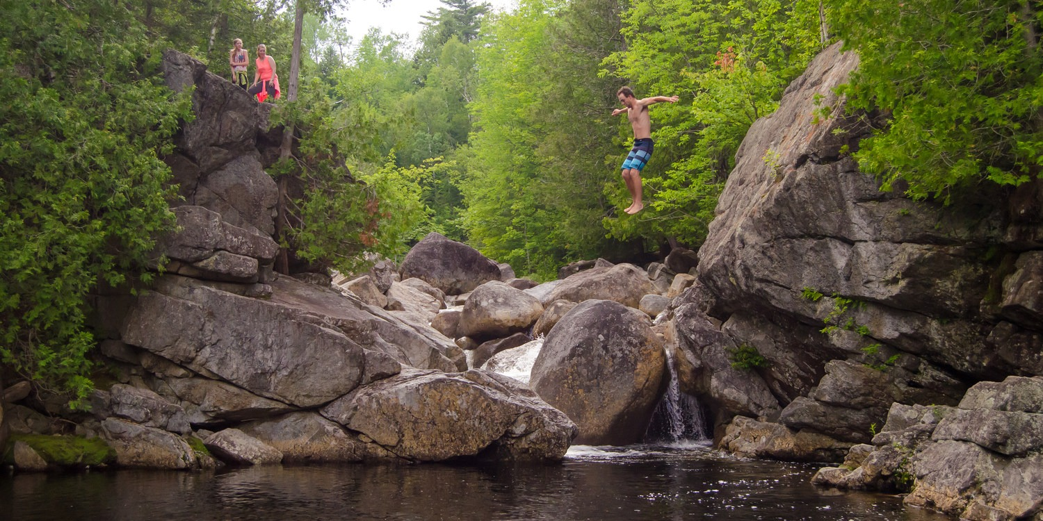 Red Rock Cliff Jumping Pa - Best Cliff In The World 2018