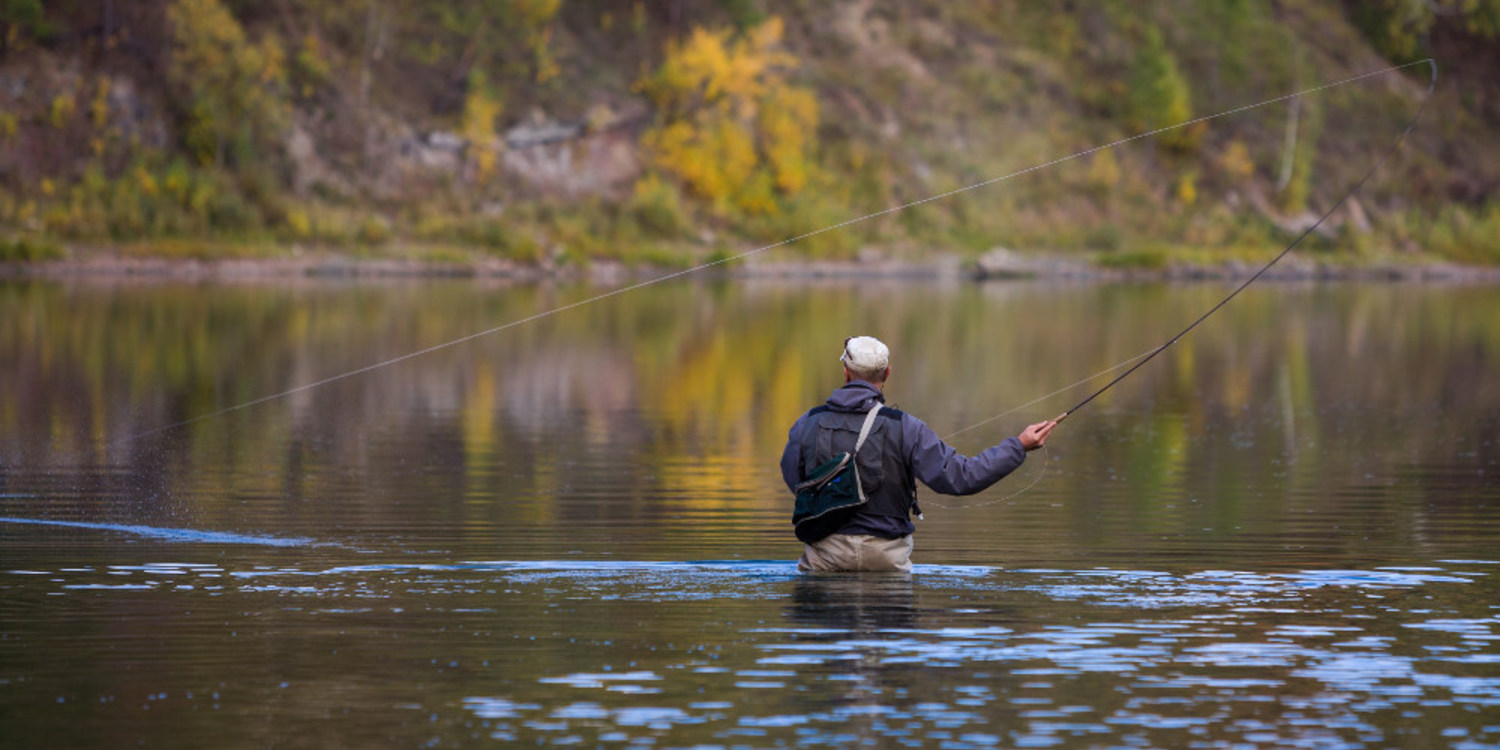 the six main elements of fly fishing