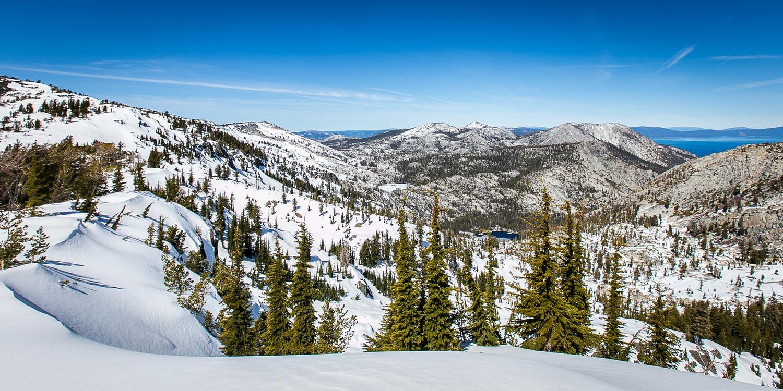Best Snowshoe Trails in Tahoe's Backcountry