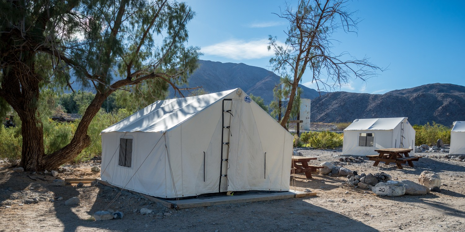 Panamint Springs Campground Death Valley National Park