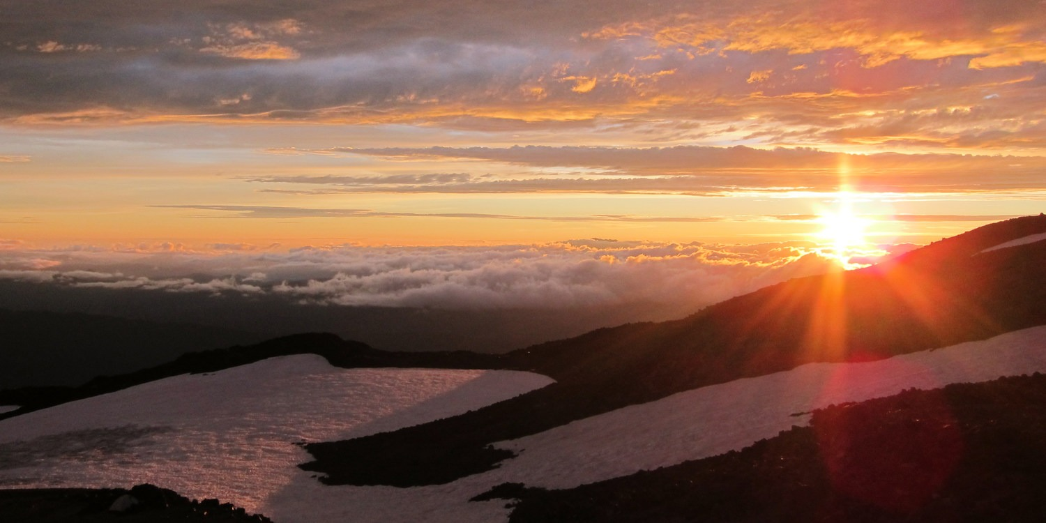 10 Ideal Summits for First-Time Mountaineering