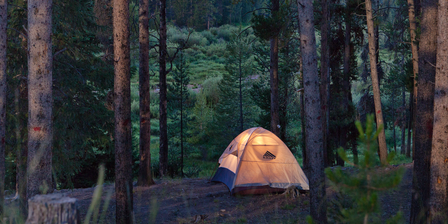 A Guide to Zero-Waste Camping
