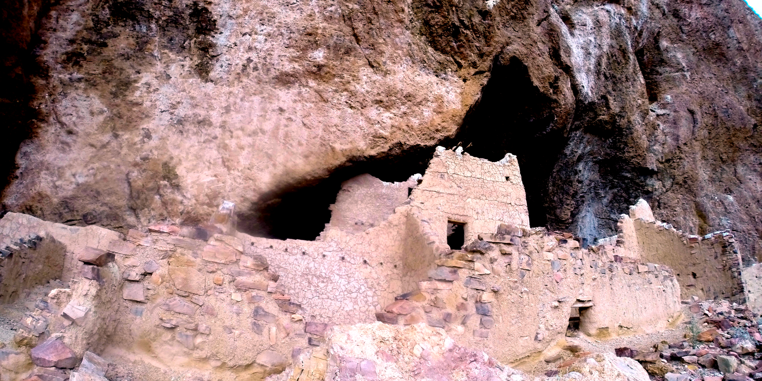 Tonto National Monument Upper Lower Ruins