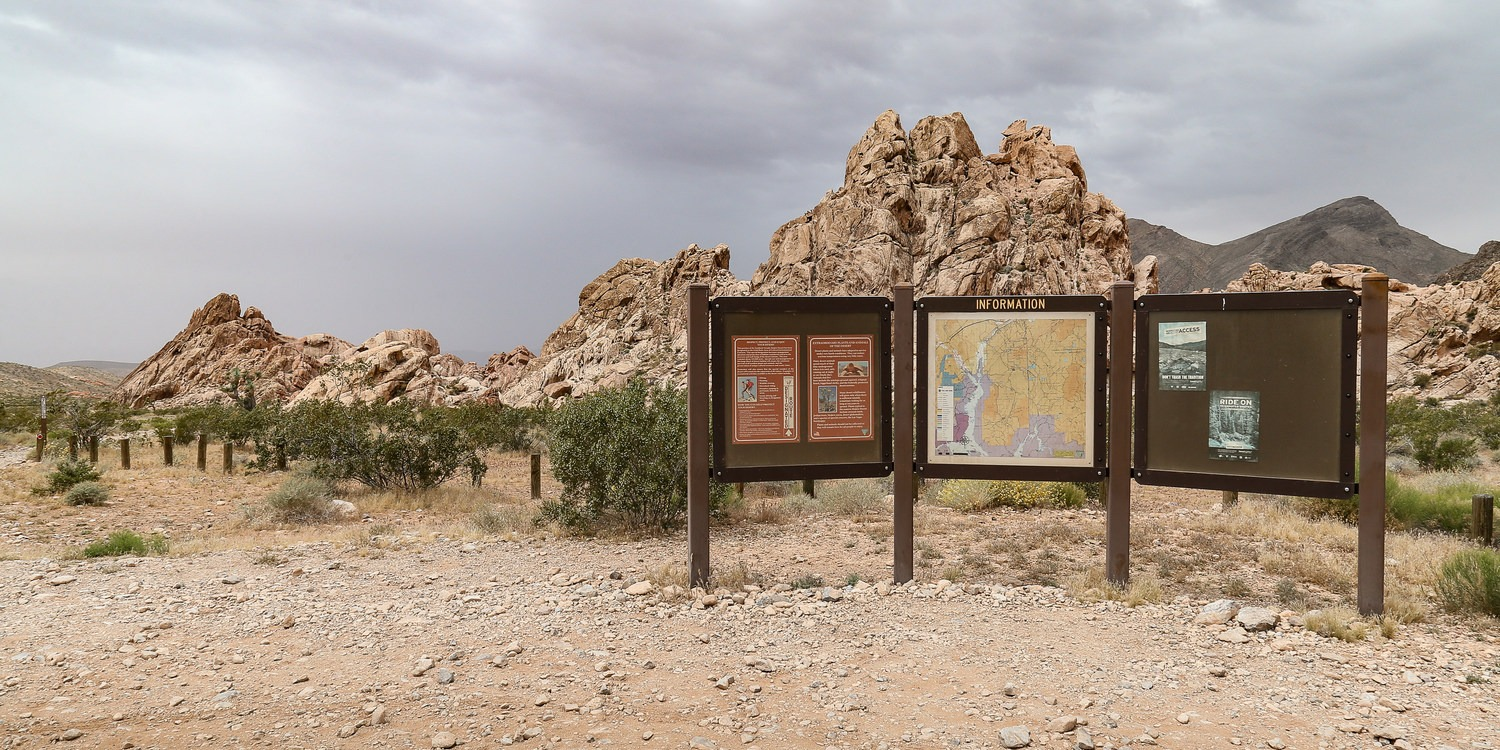Whitney Pockets - Gold Butte National Monument - camping ...