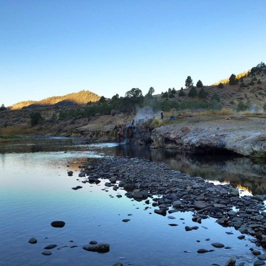 East Fork Carson River Hot Springs