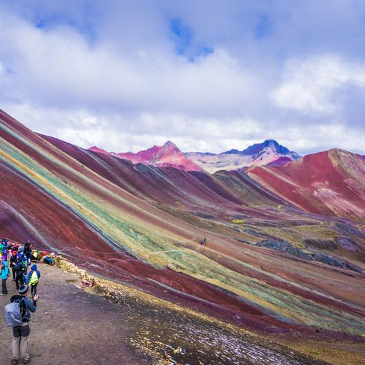Vinicunca / Rainbow Mountain