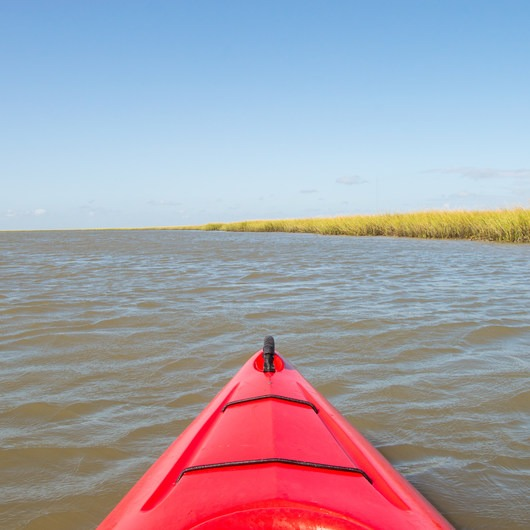 Bulls Island Sea Kayaking
