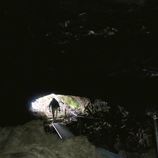 Merrill Ice Cave