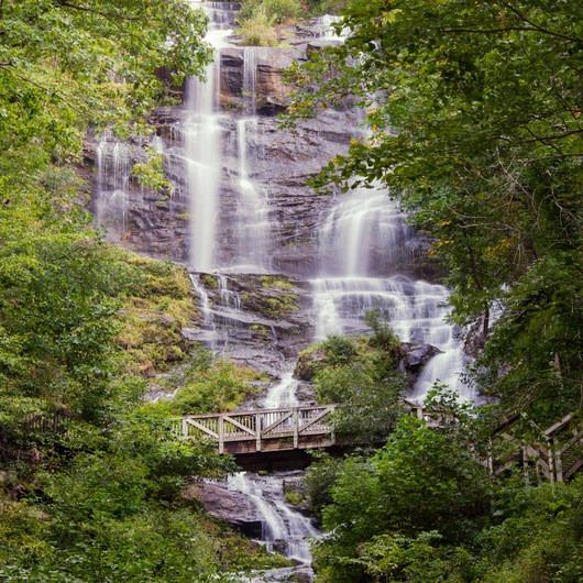 Amicalola Falls State Park + Lodge