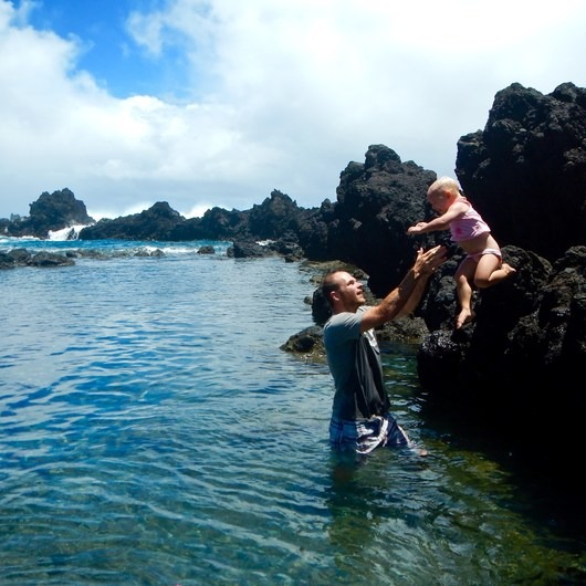 Laupāhoehoe Beach Park Campground