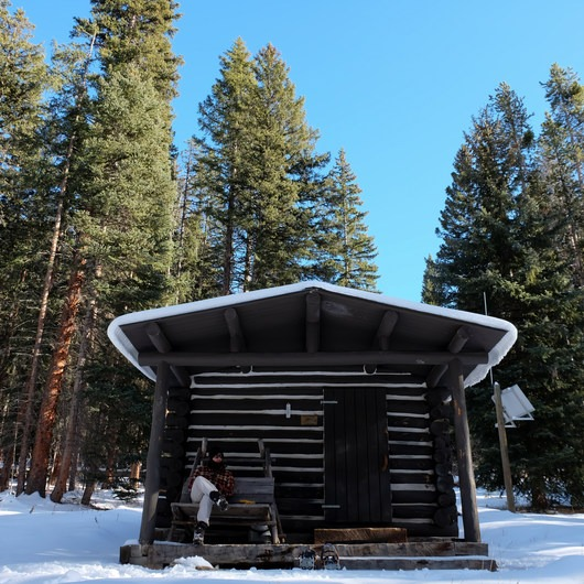 Dailey Creek Patrol Cabin
