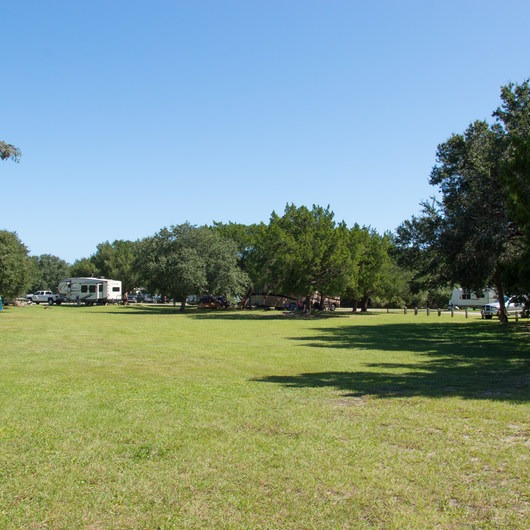 Huntington Beach State Park Campground