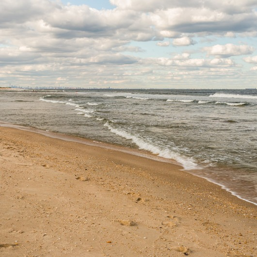 Sandy Hook Beaches: Beach B