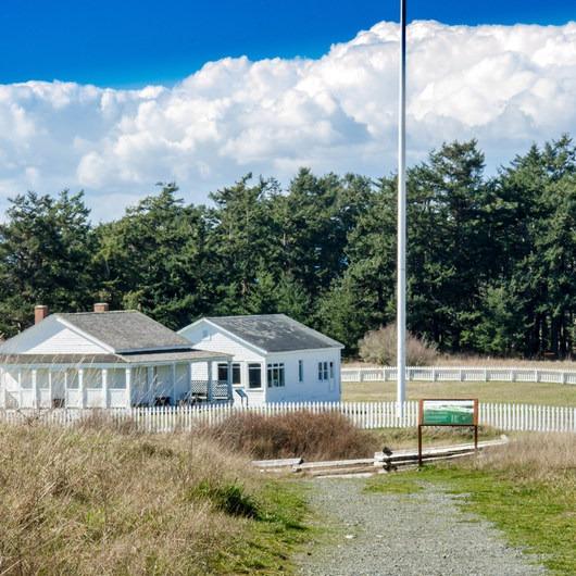 San Juan Island: American Camp