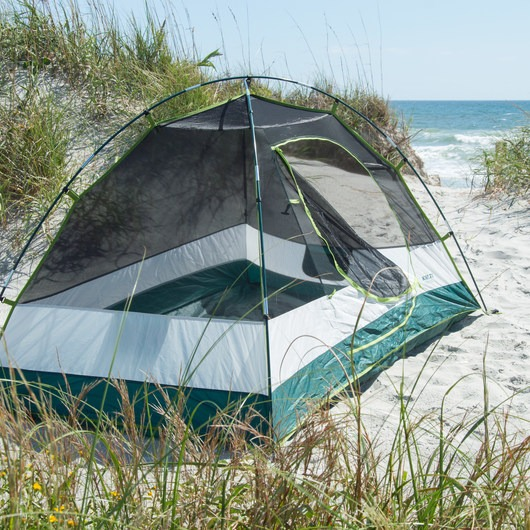 Bear Island Beach Campsites
