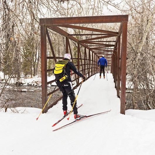 Riverside Trail Cross-country Ski
