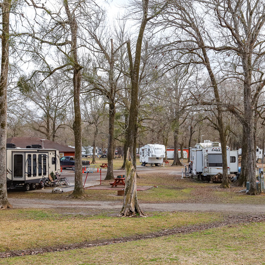 Frenchman's Wilderness Campground