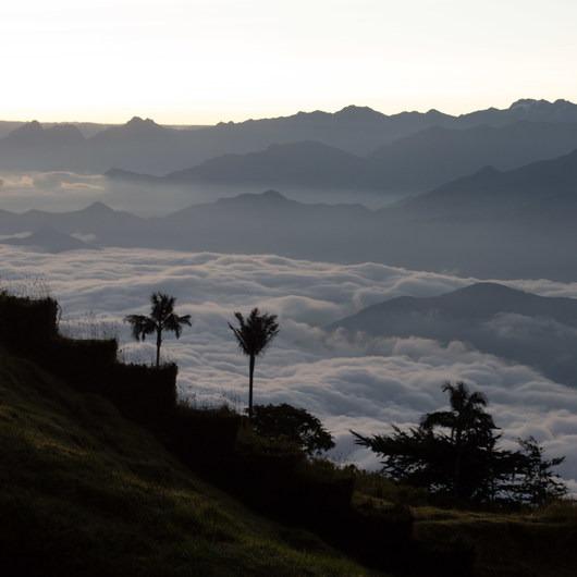 Cerro Kennedy (La Cuchillo de San Lorenzo) Sunrise Hike