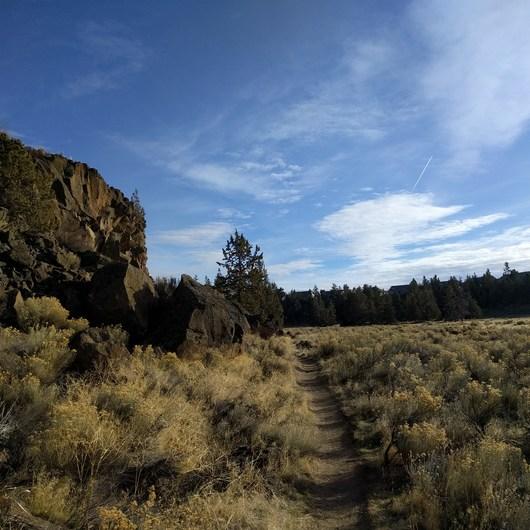 Redmond's Dry Canyon