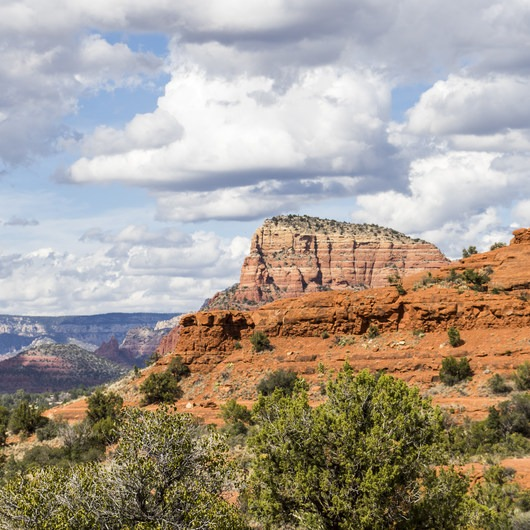 Courthouse Butte Loop Hike