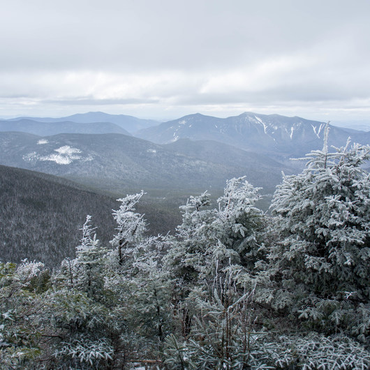 Mount Hancock + South Hancock Snowshoe