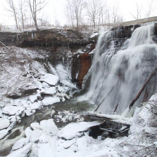 Brandywine Falls Gorge Loop Trail
