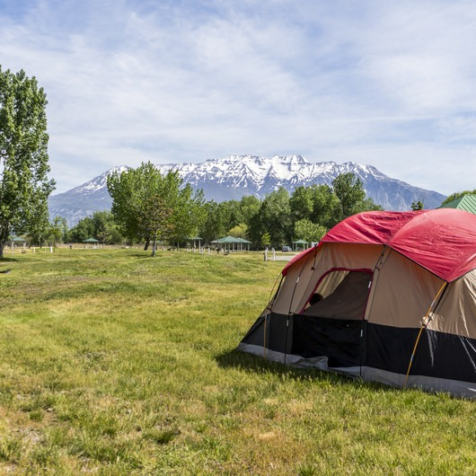 Utah Lake State Park Campground
