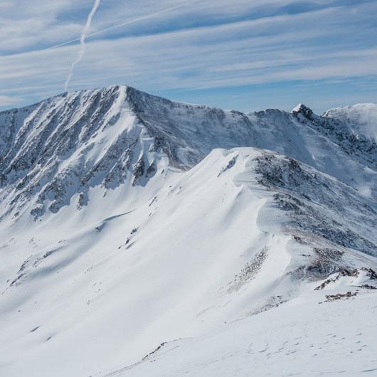 Grizzly Peak: North Ridge